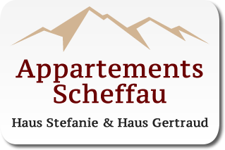 Appartements in Scheffau in Tirol